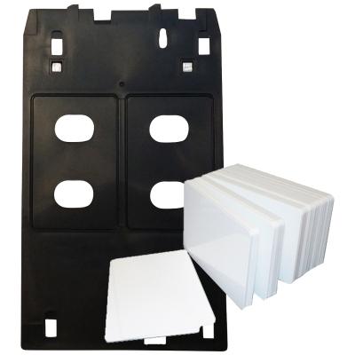 Combo Bandeja Para Tarjetas de PVC Para Canon IP 7210 + 50 Tarjetas PVC Glossy